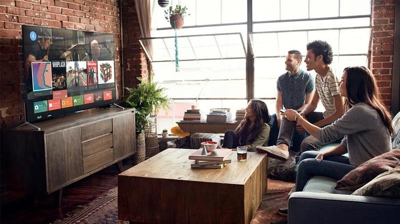 Comment installer qhdTV sur smart TV