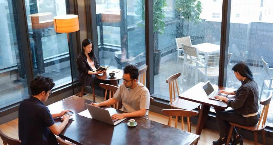 Quels sont les avantages des bureaux partagés ?