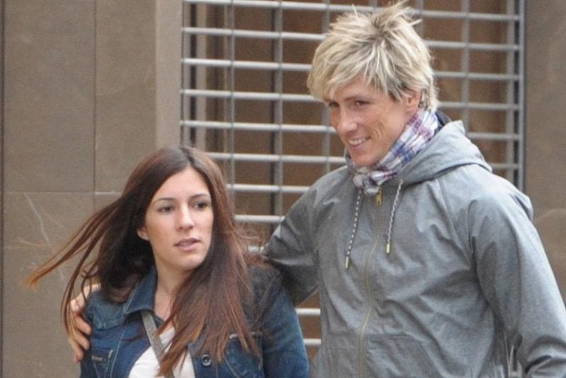Qui est la femme de Fernando Torres