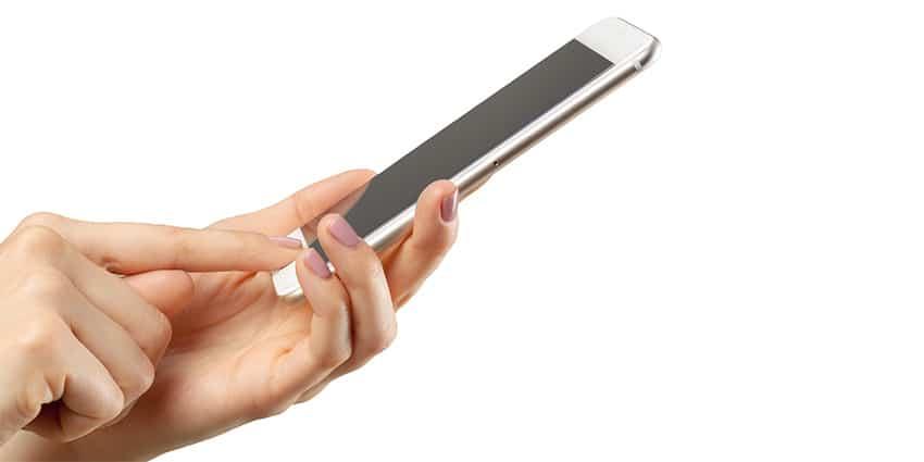allumer iPhone