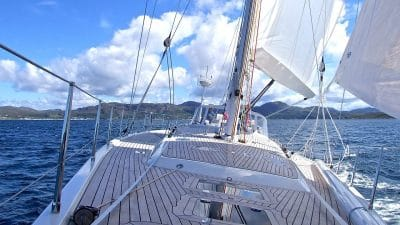 Retrouvez les joies de la navigation en mer